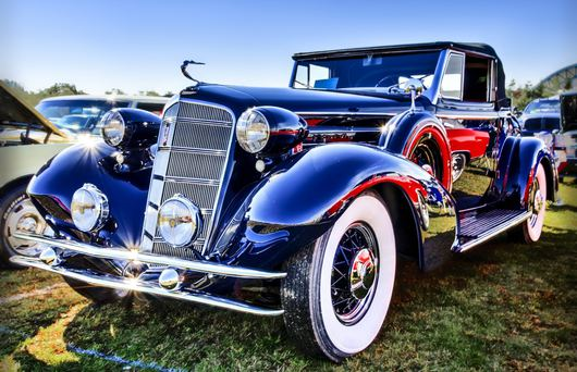 Vroom, Vroom: 5 California Car Shows That Will Get You Revved Up