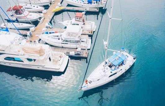Sailing Around San Diego
